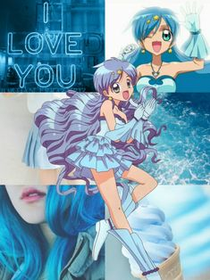 Mermaid Melody, Mermaid Art, Otaku, Merfolk, Character Aesthetic, Magical Girl, My Childhood, Pitch, Costumes