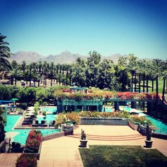 Grand Hyatt Resort and Spa Gainey Ranch, Scottsdale, AZ....