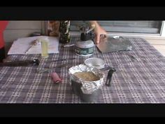 How to bake bread using a canteen cup