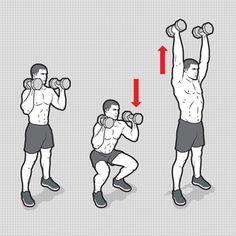Kettlebell Single-Arm Swing   Men's Health More