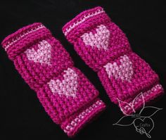 Emy's Leg Warmers  (has matching hat) ~ free pattern