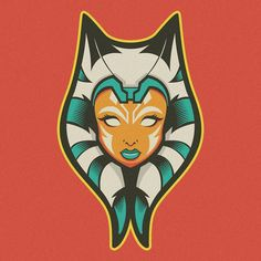 "Joshua M. Smith on Instagram: ""Ahsoka Tano study"" Fox Studios, Ahsoka Tano, Create A Logo, Star Wars, Princess Zelda, Stars, Fictional Characters, Instagram, Printables"
