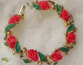 My pretty Vintage Spring Rose Flower Celluloid Bracelet is in a new Mother's Day Treasury...  CrazyAdsTeam, Top Treasury Team-tt team, ecochic, wlv team, vl team