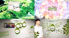 ■ 2014. 4. ■ --------------------------------------------------------- The Face Shop Perfume Shampoo Brand영상 (Part 1). Tools : AE, C4D(Blooming Flower) (No Sound)