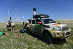 A journey of 5,000 km begins with a single steppe http://googleasiapacific.blogspot.fi/2015/07/a-journey-of-5000-km-begins-with-single.html?utm_content=buffer4ef3a&utm_medium=social&utm_source=pinterest.com&utm_campaign=buffer  #Streetview #Mongolia