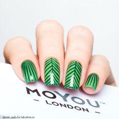 Пластина для стемпинга MoYou London Tropical 11 - купить с доставкой по Москве, CПб и всей России.