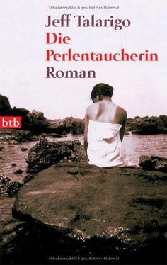 Foto vom Buch Cover Die Perlentaucherin vom Autor Jeff Talarigo Kategorie Abenteuer