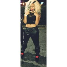 Zonnique Pullins ❤ liked on Polyvore featuring zonnique