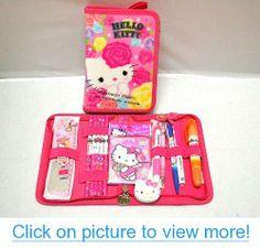 Hello Kitty 15p Zipper Study Set #Hello #Kitty #15p #Zipper #Study #Set