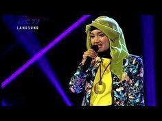 FATIN SHIDQIA - ARTI HADIRMU (Audy) - GALA SHOW 8 - X Factor Indonesia 12 April 2013