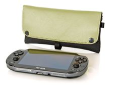 PS Vita Cases - USMade Quality - Variety of Colors | WaterField Designs | Kiwi $49 | http://www.sfbags.com/collections/sony-ps-vita-cases/products/sony-ps-vita-cityslicker-case