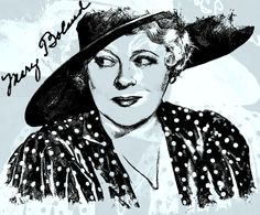 Mary Boland was an American stage and film actress
