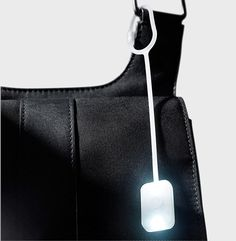 Bag Light Lets You See Whats In Your Bag, Day or Night