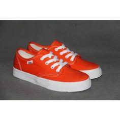 bbe35669873f Vans Dual Weave Madero Orange - Vans shoes