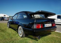 The business: Ford Sierra RS500 Cosworth | . . .