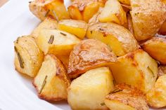 Mr Hugh's Herby Potatoes