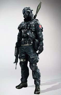 Urban Trooper
