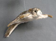 """Stuffed 15"""" Flying Squirrel"""