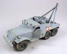 BTR-152 Wrecker