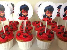 Minicupcakes Ladybug