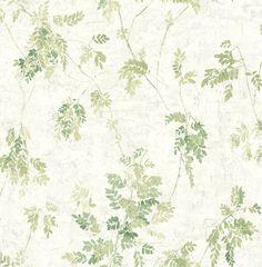 Brockhall -  Leaves green NH20301