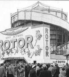Rotor at Battersea Funfair