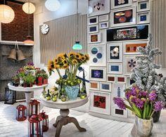 Una C Store, pero de flores !