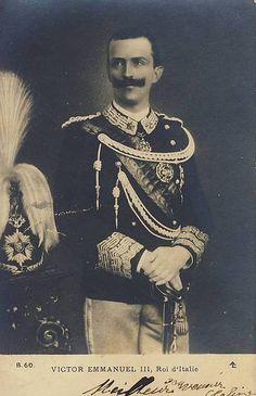König Vittorio Emanuele III. von Italien, King of Italy #TuscanyAgriturismoGiratola