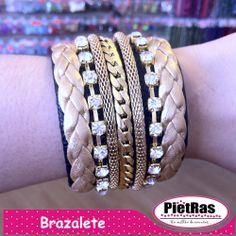 ¿Estas en busca de brazaletes? clásico, elegante o casual, dale un toque de tu personalidad