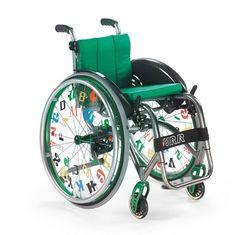 OffCarr Quasar Kid (Kinderrolstoel, Rolstoel Dagelijks Gebruik Wheelchair Daily Use for children)