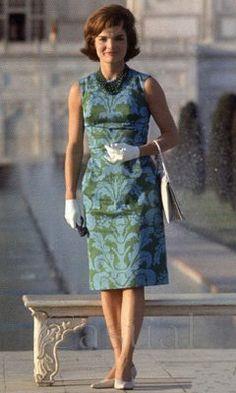 Абсолютный стиль Жаклин Кеннеди