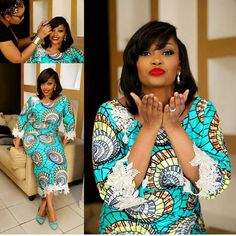 Creative Aso Ebi Dresses Style - DeZango Fashion Zone