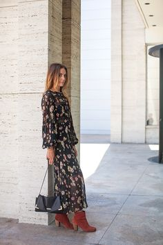 can I have a vintage maxi dress like this please & thanks