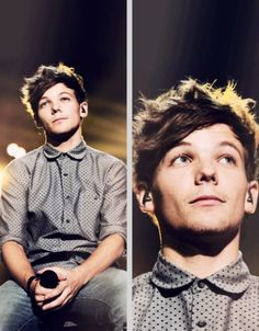LOUISSSSS ♡ << I think. my heart. just melted...