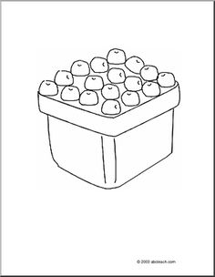 Blueberry bush coloring page coloring pages pinterest for Blueberries for sal coloring page