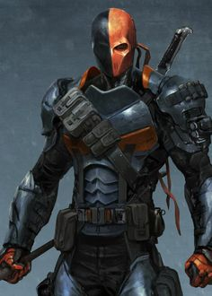 DLC adds the world's greatest assassin, Deathstroke, as a playable character in Batman: Arkham Origins.