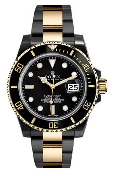Rolex Submariner 116613 DLC-PVD - Luxury Of Watches