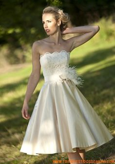vestidos de boda civil cortos 2013 - Buscar con Google
