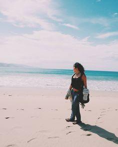 Life is a beach #adventure#exploring#travel#beach#loveyourself#wandering#wanderlust#latergram#apollobay#likesforlikes#gypsy#hippie#vsco#vscofolk#earthing by livingthegypsylife http://ift.tt/1LQi8GE
