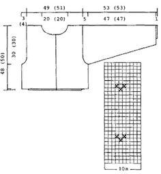 """DROPS 26-8 - DROPS Jacke mit gehäkelter Kante in """"Muskat"""" - Free pattern by DROPS Design"""