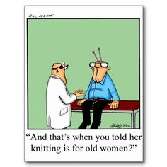 knitting - things to never say to a knitter
