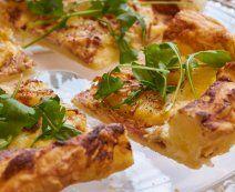 De lekkerste recepten met vers deeg - Tante Fanny Baked Potato, Potatoes, Snacks, Meat, Chicken, Baking, Ethnic Recipes, Hawaii, Cook