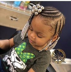 Pinterest: @jayreligion Black Girl Braids, Girls Braids, Braids For Kids, Toddler Braids, Little Girl Braids, Baby Girl Hairstyles, Black Girls Hairstyles, Toddler Braided Hairstyles, Childrens Hairstyles