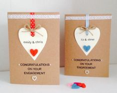 Personalised Handcrafted Mr & Mrs Wedding Frame.  These bespoke frames are carefully handmade to order. They come created in a choice of a 5x 7 plus mount sized frame in Black, Oak or White. These frames are embellished with 2 x Coloured Wooden Heart Buttons tied with cotton to create a balloon effect. The button combinations come in a choice of Red, Blue, Purple or Pink. Above the buttons the frame is hand worded using a choice of Silver, Black or Gold lettering with the first names of t...