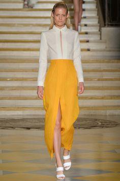 Emilia Wickstead Spring 2015 RTW – Runway – Vogue