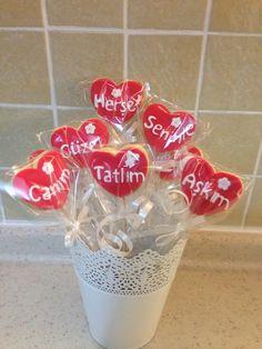 Aşk kurabiyeleri ...