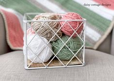 Quick and Easy Crochet Pattern - Easy Crochet Blanket with Texture - Daisy Cottage Designs Crochet Blanket Tutorial, Crochet Heart Blanket, Striped Crochet Blanket, Crochet Baby Blanket Free Pattern, Crochet For Beginners Blanket, Crochet Square Patterns, Crochet Stitches, Crochet Waffle Stitch, Daisy