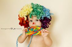 Pattern from Inner Hooker :)  I'm sooooo excited!!!!!!!!    /clown-bonnet-crochet-pattern
