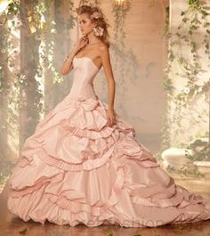 For every bride's wedding gowns are the most exciting about making wedding decisions. From many of her red wedding dress will be fresh it is