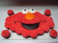 Carpe Cupcakes!: Cupcake Cakes